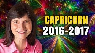 getlinkyoutube.com-CAPRICORN 2016 - 2017 Astrology Predictions | Barbara Goldsmith