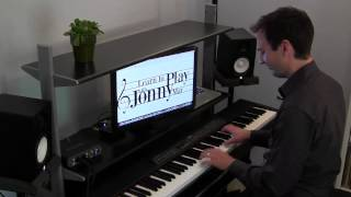 getlinkyoutube.com-Mary Poppins Piano Medley - by Disney Pianist Jonny May