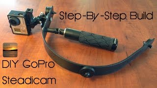 getlinkyoutube.com-DIY GoPro Steadicam Version 2: Step-By-Step Build How-To