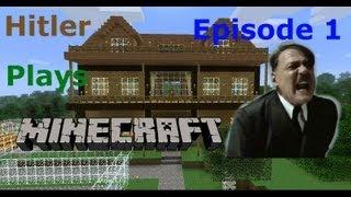 getlinkyoutube.com-Hitler Plays Minecraft