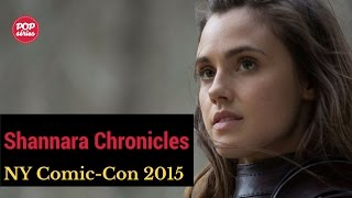 NYCC 2015: Poppy Drayton de The Shannara Chronicles