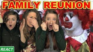 WE WERE NOT PREPARED! | Girls React | McDonalds Family Reunion