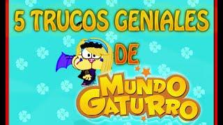 getlinkyoutube.com-5 Trucos en Mundo Gaturro (Bien explicado HD) sin programas