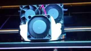 getlinkyoutube.com-Active cooling power mod, Flashforge Creator pro