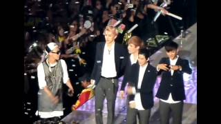getlinkyoutube.com-[Request] GD and EXO (Sehun, Lay, Suho, Tao)  Kcon 2013