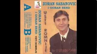 Zoran Sabanovic - Usti Romnije 1998