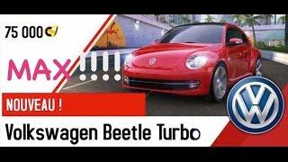getlinkyoutube.com-Asphalt 8 Beetle MAX -  TROP CHERE !!!
