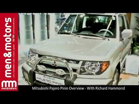Mitsubishi Pajero Pinin Overview - With Richard Hammond