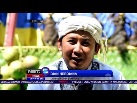 Jelang Ramadhan, Warga Gelar Tradisi Ngikis NET5