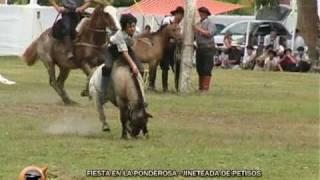 getlinkyoutube.com-El Sol Tv - Jineteada de Petisos en La Ponderosa