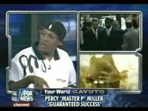 Master P on Fox News Your World with Neil Cuvato
