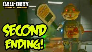 "getlinkyoutube.com-Advanced Warfare Zombies - Easter Egg ""Burger Town"" Alternative Ending - Bubby Rampage (Exo Zombies)"