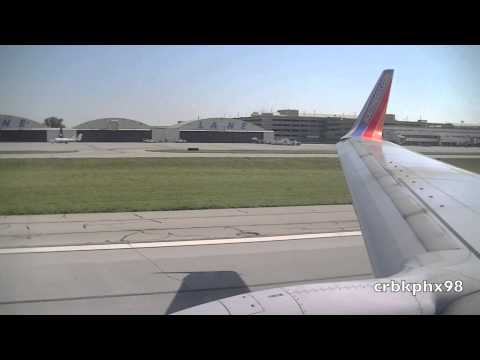 HD Southwest Airlines Summer Takeoff Columbus to St. Louis