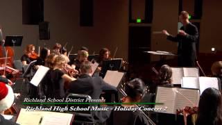 getlinkyoutube.com-Richland HS Chamber Orchestra - Christmas Eve/Sarajevo 12/24