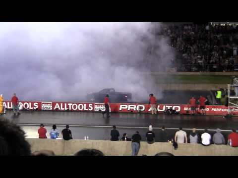 burnout king 2011 - zared vr ls1 ute (HD)