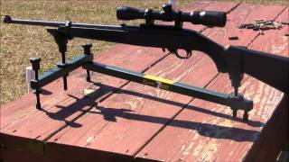 getlinkyoutube.com-My DIY Product Review the Caldwell 7 Gun Rest