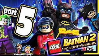getlinkyoutube.com-LEGO BATMAN 2 3DS Walkthrough Part 5 Ace Chemicals