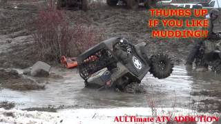 getlinkyoutube.com-POLARIS RZR MAD MUDDING SKILLS!