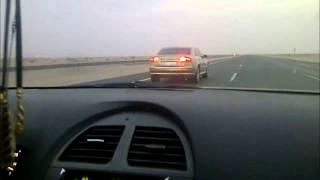 getlinkyoutube.com-لكزسES350 ضد اودي على خط الرياض