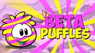 getlinkyoutube.com-Club Penguin: Beta Puffles