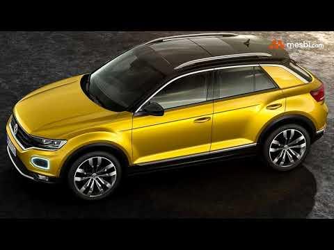 Новинка в линейке вседорожников Volkswagen: новый кроссовер T-Roc