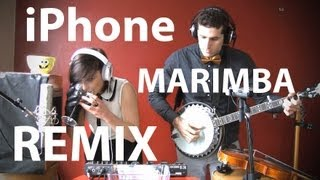 getlinkyoutube.com-iPhone Marimba Remix Looper RC50 - KIZ