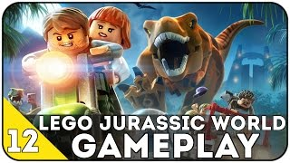 getlinkyoutube.com-SPINOZAUR - LEGO JURASSIC WORLD #12 [PL/HD]