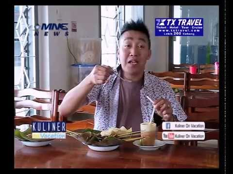 TX Travel Kuliner On Vacation Padang dan Bukit Tinggi
