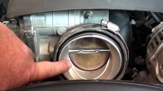 "Pt.1 2007 Chevy 2500HD ""Reduced Engine Power"" Warning & Fault Code P1516 Repair @ D-Ray's Shop"