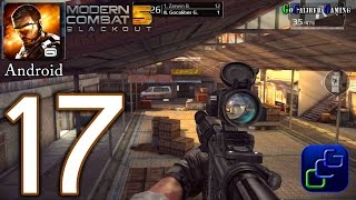 getlinkyoutube.com-Modern Combat 5: Blackout Android Walkthrough - Part 17 - Chapter 2: Multiplayer - VIP, Free For All