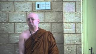 getlinkyoutube.com-Day 6 Morning Talk on Overcoming Obstacles in Meditation - Nov 2013 Ajahn Brahm Retreat