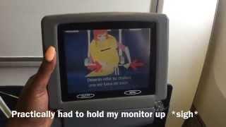 getlinkyoutube.com-British Airways 777-200 Economy Flight Review, London Gatwick- Cancun International Airport