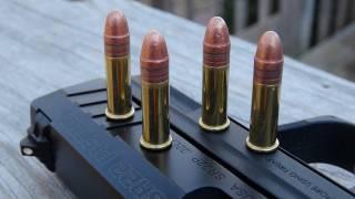 getlinkyoutube.com-.22 Handgun for Self-Defense?  CCI 40 gr Mini-Mag Test