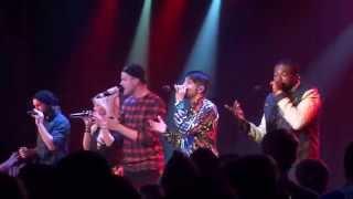 Pentatonix – Hark! The Herald Angels Sing - Roxy Los Angeles 10-20-14