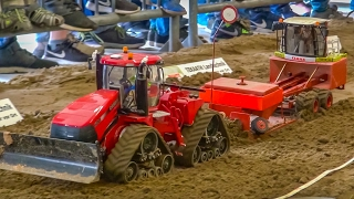 getlinkyoutube.com-BIG RC tractor Action! R/C tractors working hard! Case! John Deere!