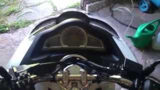 getlinkyoutube.com-Honda PCX 2015 stock exhaust sound
