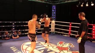getlinkyoutube.com-Fight Fans VIII - 17 - Brahim Kallah vs Hannes Schneider