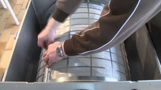 Ammerland Filter - Trommelfilter Montageanleitung