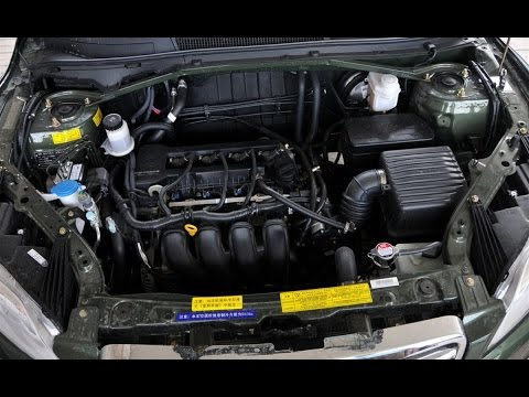 Замена ремня генератора Lifan x60 (Replacement alternator belt)