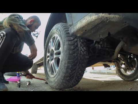 Замена задних пружин на Subaru XV/ Changing the rear coils on Subaru Crosstrek