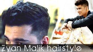 getlinkyoutube.com-Zayn Malik Hairstyle | Men's Hair Tutorial | Slikhaar TV featuring Nick Robertson