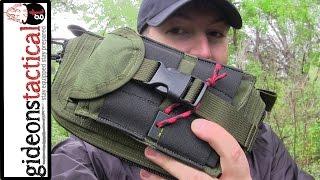 getlinkyoutube.com-Zulu Nylon Gear Survival Kit Pouch