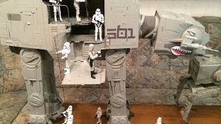 getlinkyoutube.com-Star Wars Diorama: Invasion