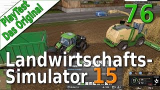 getlinkyoutube.com-LS15 PlayTest #76 Alles in Betrieb setzen Landwirtschafts Simulator 15 deutsch HD