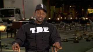The Amazing Spider-Man 2: It´s On Again Music Video - Kendrick Lamar Interview