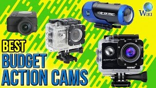 10 Best Budget Action Cams 2016