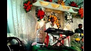 getlinkyoutube.com-Powerful Anointing Worship Leads by Pastor JOHN WESLEY Garu (HOSANNA MINISTRIES) in marrage