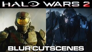 getlinkyoutube.com-Halo Wars 2 All Cutscenes - Blur Cinematics (1080p 60fps)