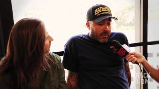 getlinkyoutube.com-Staind Interviewed on their 7th Studio Album by Martini Beerman & Rock.com