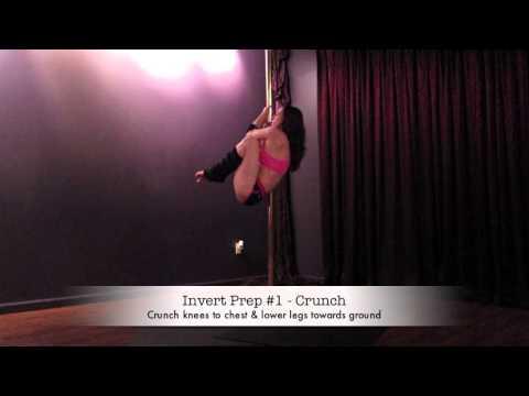 Intermediate Pole Fitness Strengthening Exercises @Dakota